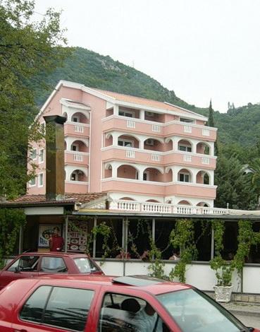 Отель Villa Tamara 3* Вилла Тамара в Бечичи Черногория